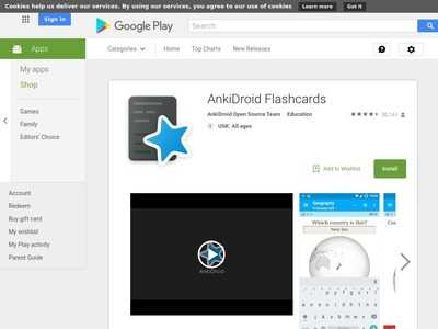 AnkiDroid Flashcards - Android Apps on Google Play | BibSonomy