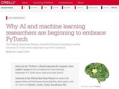 Why AI and machine learning researchers are beginning to embrace