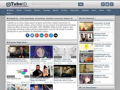 free youtube video download online in 3gp format