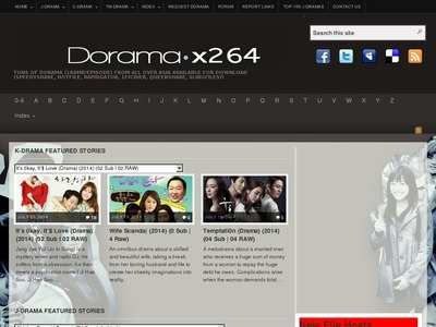 Dorama x264 - Download Links, re-encoded Asian Drama | Tons