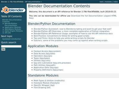 Blender Python Script Examples For Beginners