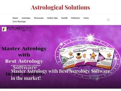 Master Astrology with Best Astrology Software in the market! | BibSonomy